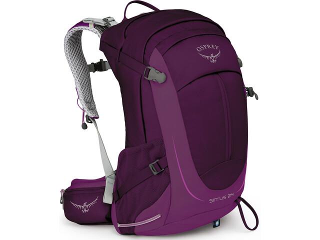 Osprey Sirrus 24 Backpack Damen ruska purple